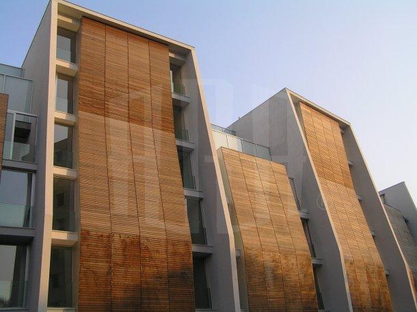 Fasádní dřevo